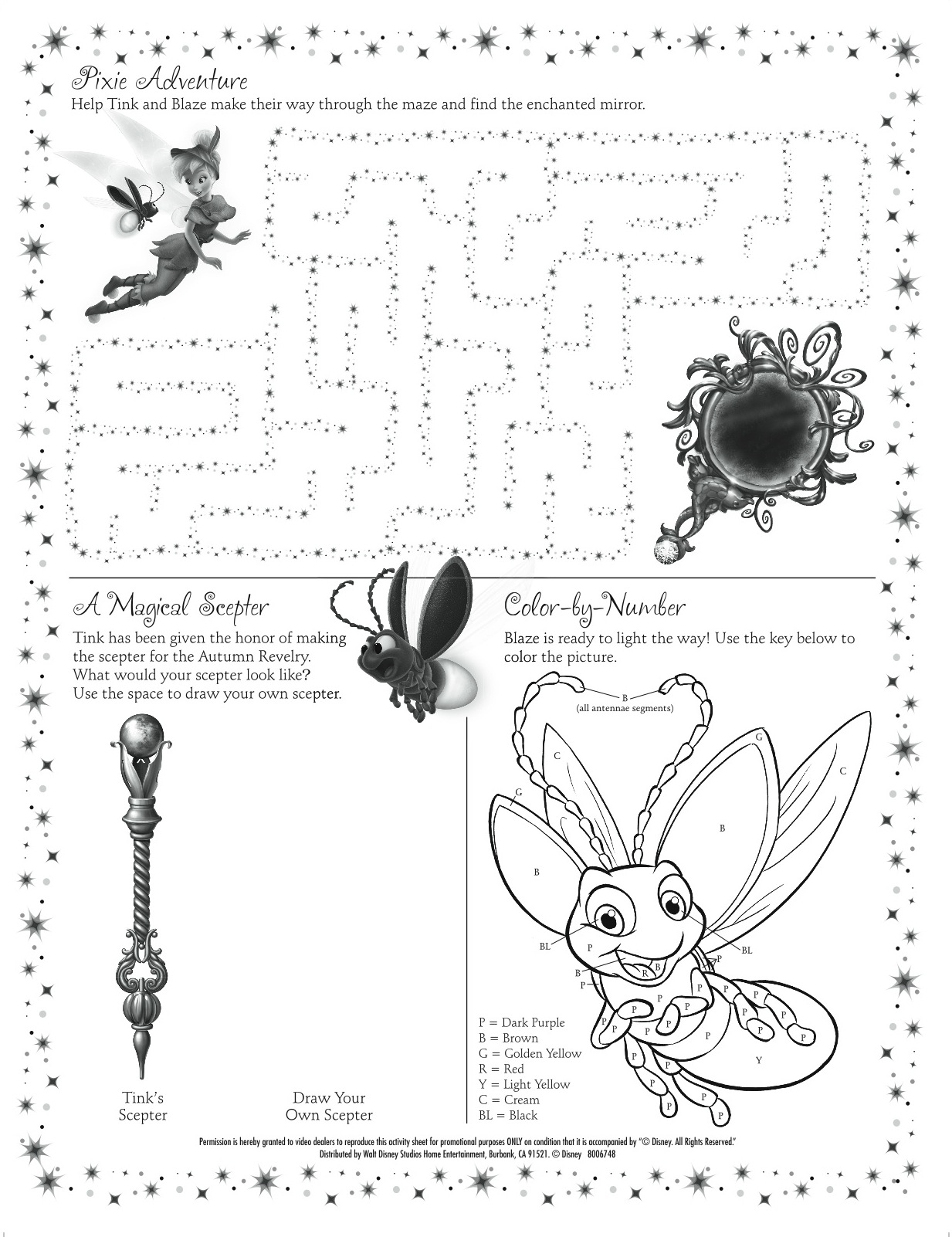 activity sheet - Activity Pages Printable