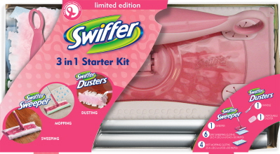 Swiffer Goes Pink For Breast Cancer Awarness No Time Mommy