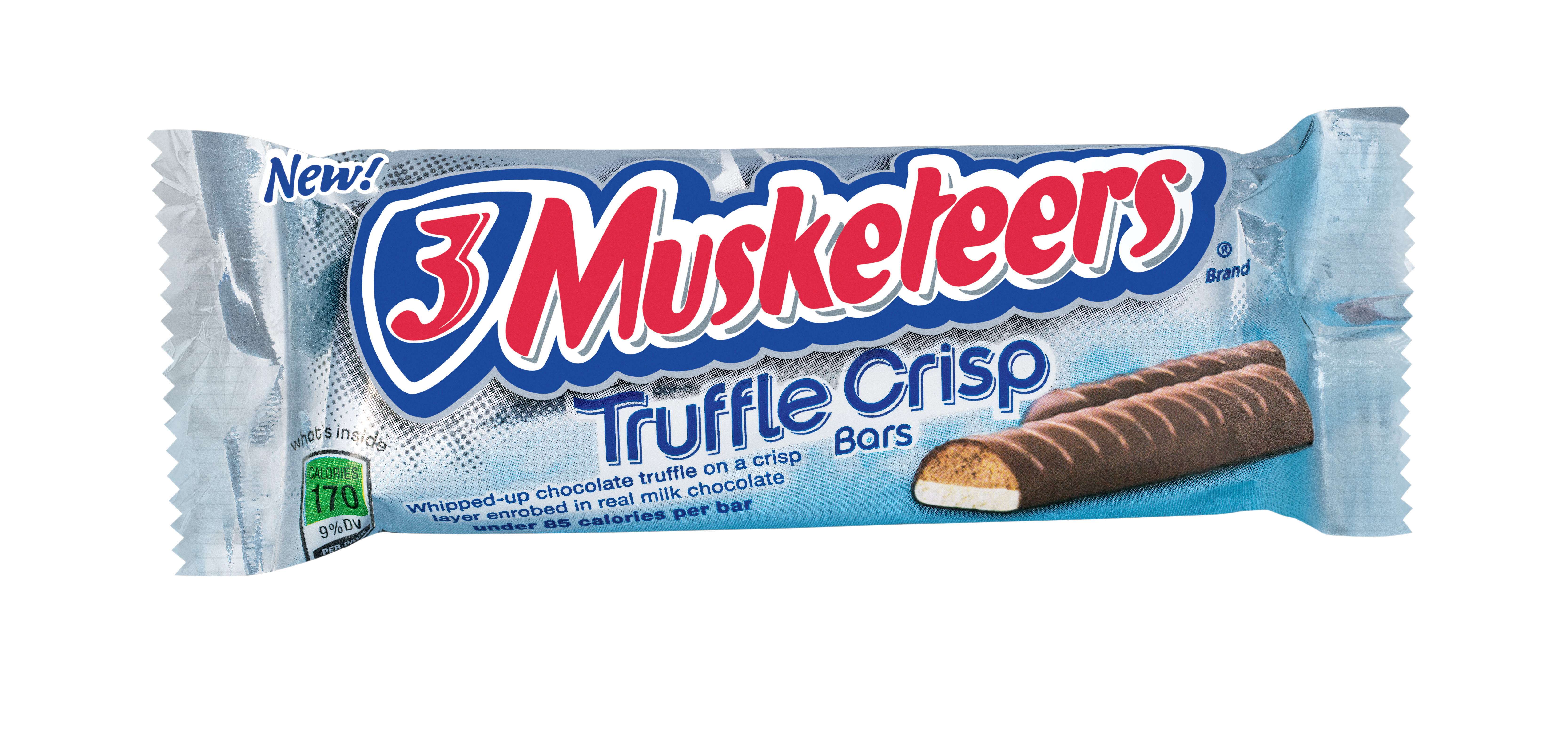 3 Musketeers Truffle Crisp Candy Bar Review - No Time Mommy