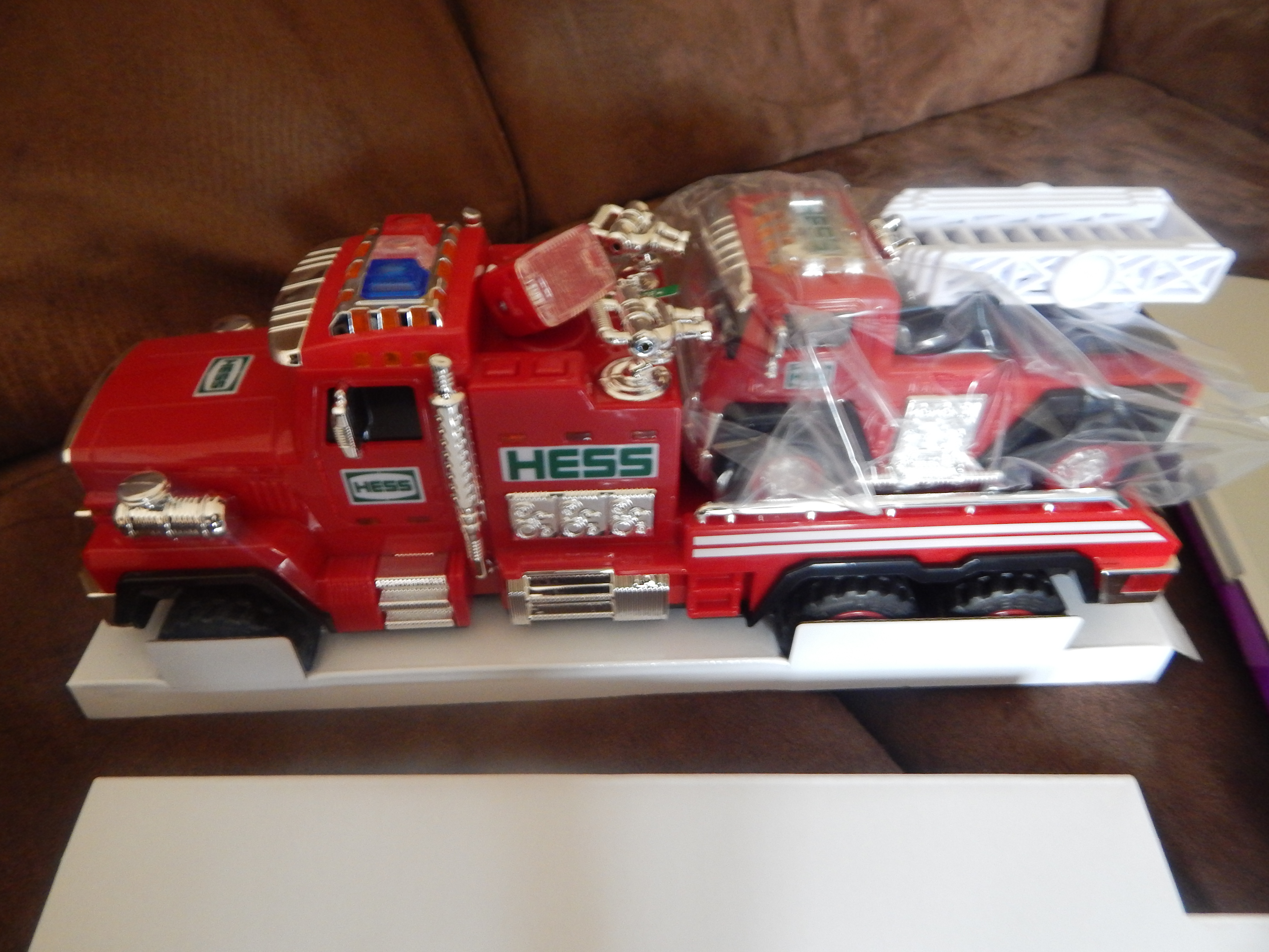 2015 Hess Toy Truck is The Best Yet - No Time Mommy