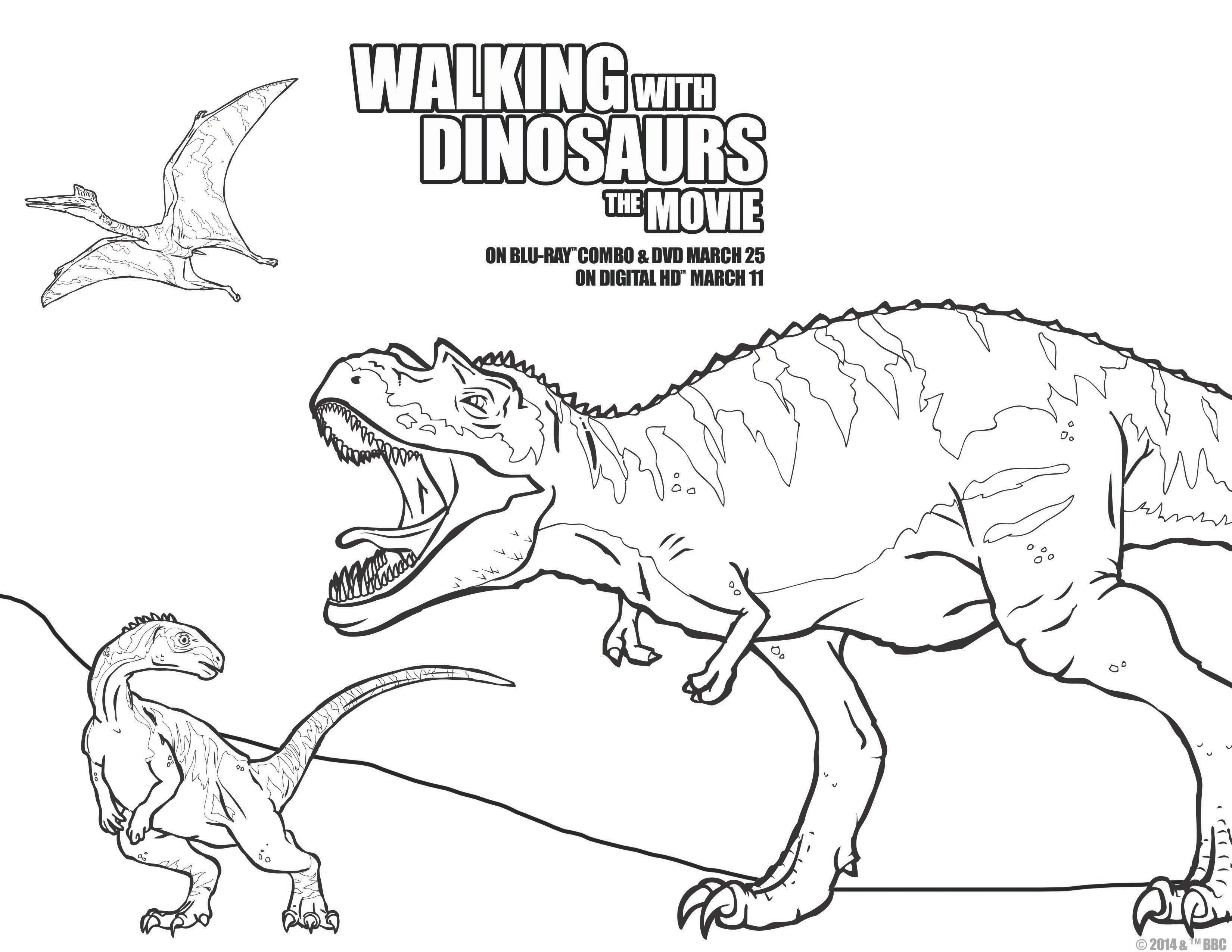 Walking With Dinosaurs Is Coming To DVD and Blu-ray ...